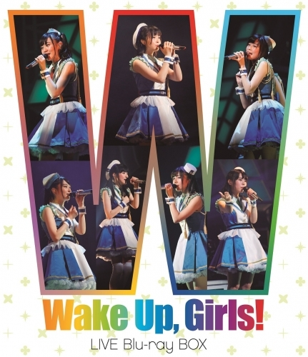 【Blu-ray】Wake Up,Girls!/Wake Up,Girls! LIVE Blu-ray BOX