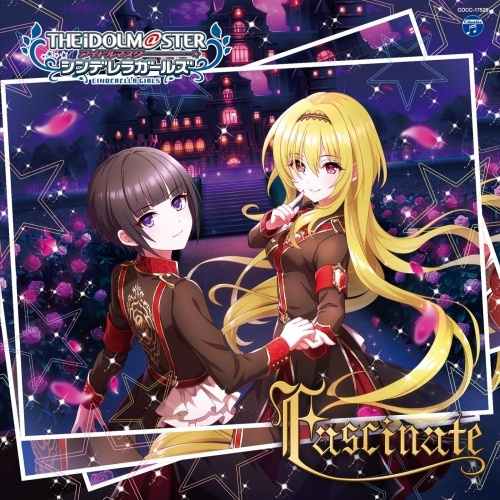 【マキシシングル】THE IDOLM@STER CINDERELLA GIRLS STARLIGHT MASTER 38 Fascinate