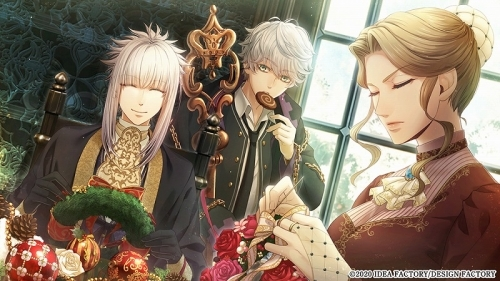 【NS】Code:Realize ~白銀の奇跡~ for Nintendo Switch 限定版 サブ画像6