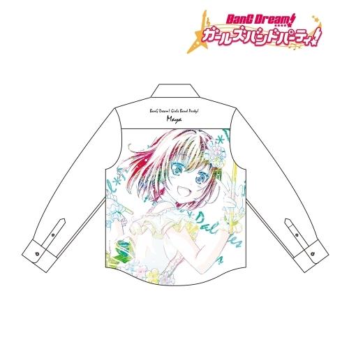 【グッズ-Tシャツ】BanG Dream! ガールズバンドパーティ! 大和 麻弥 Ani-Art フルグラフィックカジュアルシャツユニセックス(サイズ/S)