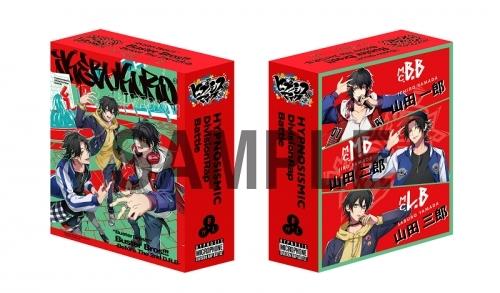 4タイトル連動特典:『SIX SHOTS COMPLETE BOX』Buster Bros!!! ver.