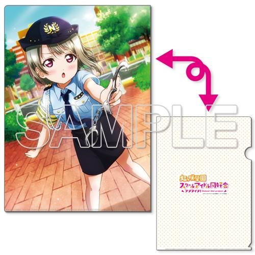 【グッズ-クリアファイル】ラブライブ! 虹ヶ咲学園スクールアイドル同好会 クリアファイル かすみ