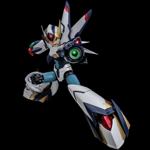 【フィギュア】ロックマンX RIOBOT ロックマンX ファルコンアーマー Ver.EIICHI SIMIZU 塗装済み可動フィギュア【特価】 サブ画像2
