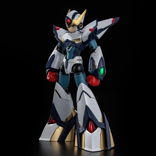 【フィギュア】ロックマンX RIOBOT ロックマンX ファルコンアーマー Ver.EIICHI SIMIZU 塗装済み可動フィギュア【特価】 サブ画像3