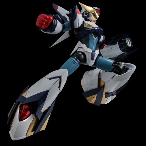 【フィギュア】ロックマンX RIOBOT ロックマンX ファルコンアーマー Ver.EIICHI SIMIZU 塗装済み可動フィギュア【特価】 サブ画像6