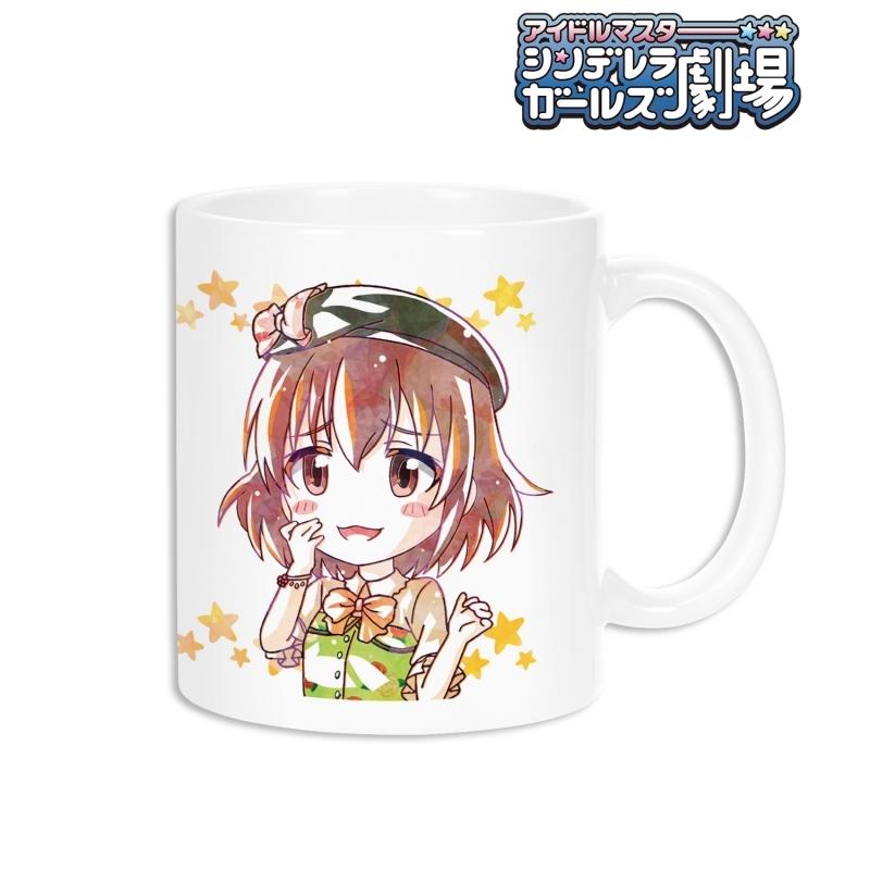 【グッズ-マグカップ】アイドルマスター シンデレラガールズ劇場 喜多日菜子 Ani-Art マグカップ