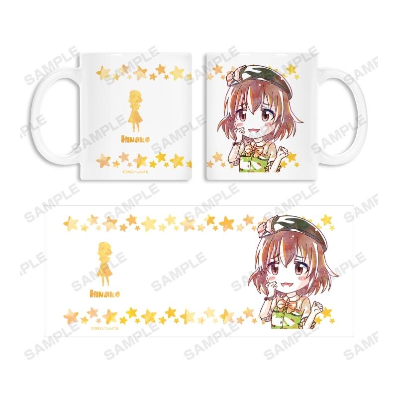 【グッズ-マグカップ】アイドルマスター シンデレラガールズ劇場 喜多日菜子 Ani-Art マグカップ サブ画像3