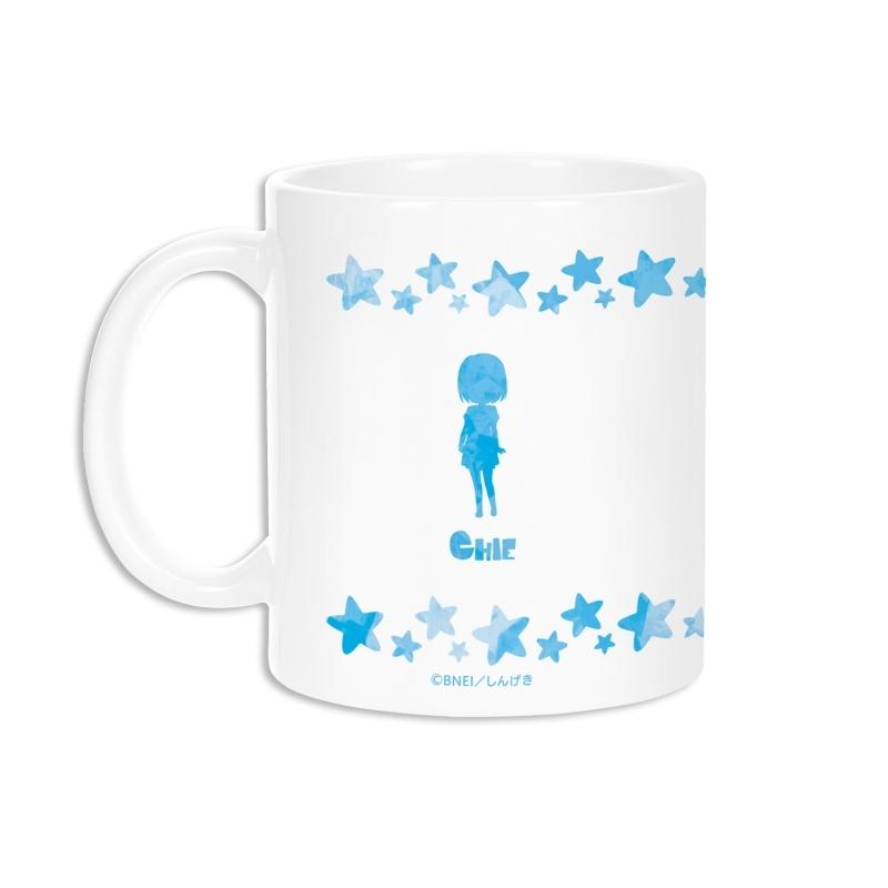 【グッズ-マグカップ】アイドルマスター シンデレラガールズ劇場 佐々木千枝 Ani-Art マグカップ サブ画像2