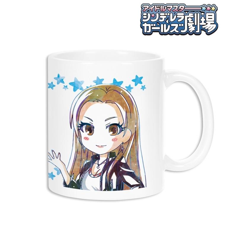 【グッズ-マグカップ】アイドルマスター シンデレラガールズ劇場 松永 涼 Ani-Art マグカップ