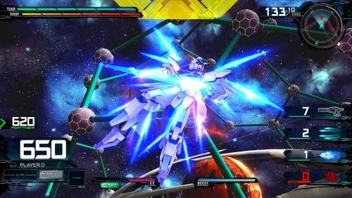 【PS4】機動戦士ガンダム EXTREME VS. マキシブーストON コレクターズエディション サブ画像3