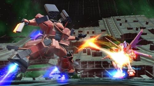 【PS4】機動戦士ガンダム EXTREME VS. マキシブーストON コレクターズエディション サブ画像4