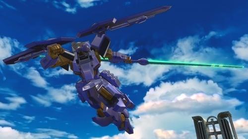 【PS4】機動戦士ガンダム EXTREME VS. マキシブーストON コレクターズエディション サブ画像5