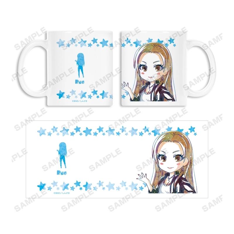 【グッズ-マグカップ】アイドルマスター シンデレラガールズ劇場 松永 涼 Ani-Art マグカップ サブ画像3
