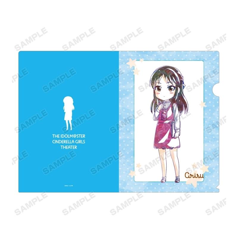 【グッズ-クリアファイル】アイドルマスター シンデレラガールズ劇場 橘 ありす Ani-Art クリアファイル サブ画像2