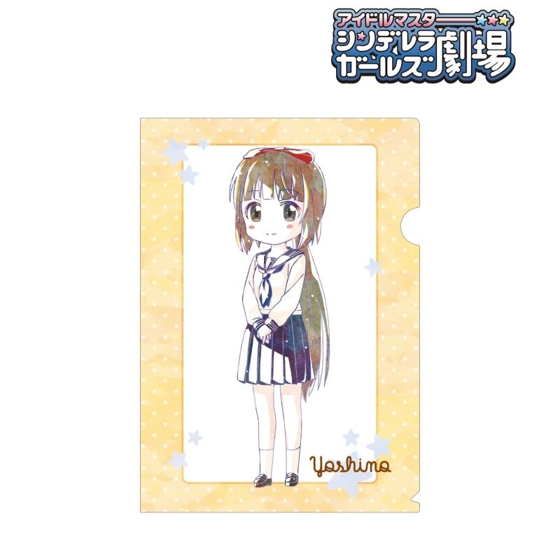【グッズ-クリアファイル】アイドルマスター シンデレラガールズ劇場 依田芳乃 Ani-Art クリアファイル