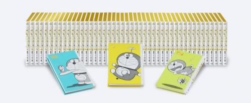 【コミック】※送料無料※100年ドラえもん 『ドラえもん』豪華愛蔵版 全45巻セット 50周年メモリアルエディション
