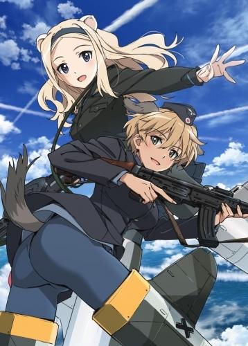 【Blu-ray】TV ブレイブウィッチーズ 4 限定版