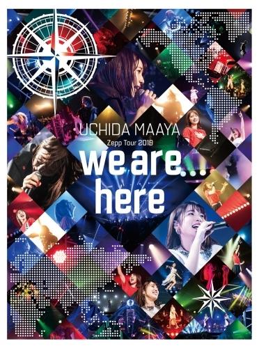 【DVD】UCHIDA MAAYA Zepp Tour 2019「we are here」/内田真礼