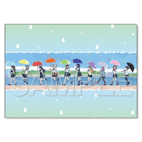【グッズ-クリアファイル】ラブライブ!虹ヶ咲学園スクールアイドル同好会 見開きクリアファイル
