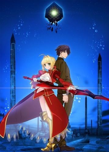 【Blu-ray一括購入】TV Fate/EXTRA Last Encore 【完全生産限定版】