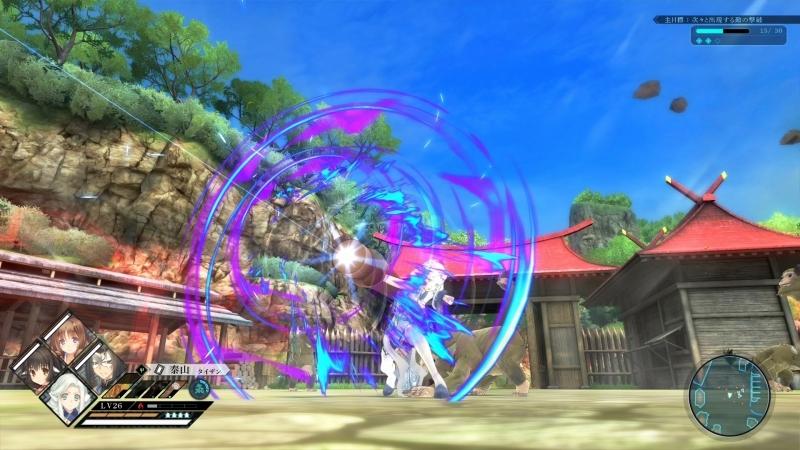 【PS4】うたわれるもの斬2 サブ画像4