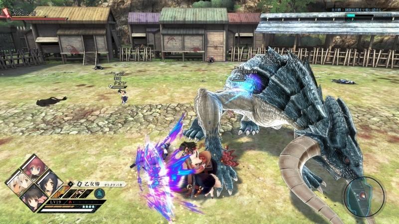 【PS4】うたわれるもの斬2 サブ画像8