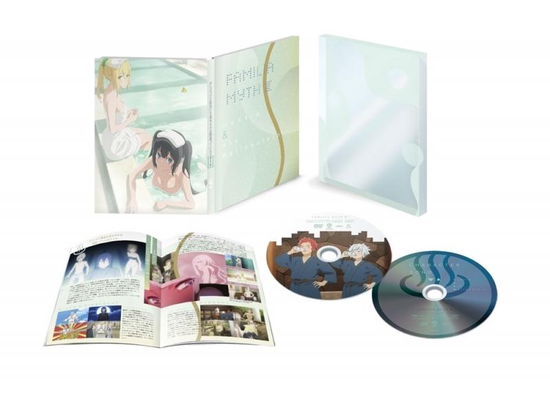 【Blu-ray】 ダンジョンに出会いを求めるのは間違っているだろうかⅢ OVA 【初回仕様版】 サブ画像2