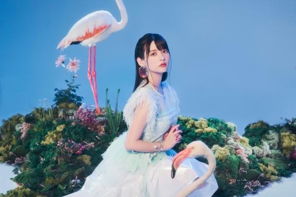 上坂すみれ 11th Single『EASY LOVE』発売記念 オンライントーク会&バーチャルポスターお渡し会画像