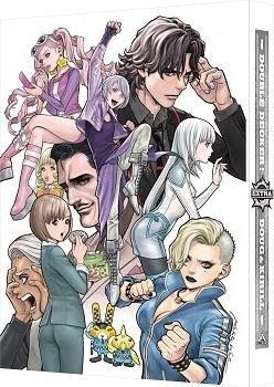 【DVD】OVA DOUBLE DECKER! ダグ&キリル EXTRA