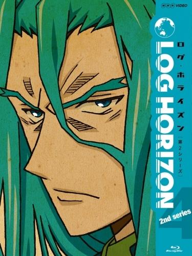 【Blu-ray】TV ログ・ホライズン 第2シリーズ 4