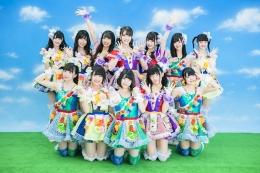 虹のコンキスタドール ニューアルバム「レインボウグラビティ」 リリース記念WEBサイン会画像