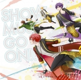 TV スタミュ 第2期 OP「SHOW MUST GO ON!!」/Fourpe 初回限定盤