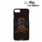 Re:ゼロから始める異世界生活 Ani-Neon iPhoneケース(ラム)iPhone 7