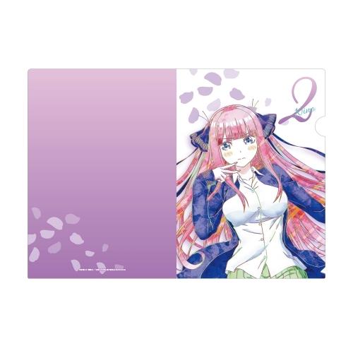 【グッズ-クリアファイル】五等分の花嫁 Ani-Art クリアファイル 二乃 サブ画像2