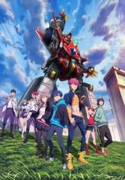TVアニメ「SSSS.DYNAZENON」 BD/DVD 発売記念 先行予約キャンペーン画像