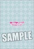 ラブライブ!サンシャイン!! クリアファイル2枚セット「津島 善子」ぬいぐるみ抱っこVer.