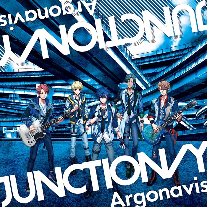 【マキシシングル】ARGONAVIS from BanG Dream!(アルゴナビス フロム バンドリ!)「JUNCTION/Y」/Argonavis 【通常盤Atype】
