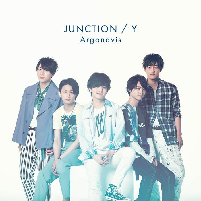 【マキシシングル】ARGONAVIS from BanG Dream!(アルゴナビス フロム バンドリ!)「JUNCTION/Y」/Argonavis 【通常盤Btype】