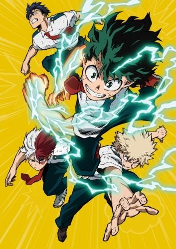 【Blu-ray】TV 僕のヒーローアカデミア 3rd Vol.2