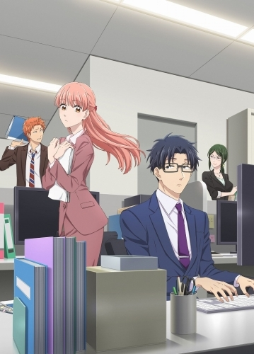 【Blu-ray】TV ヲタクに恋は難しい 1 完全生産限定版
