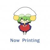 SDキャラクター描き下ろしグラス2個セット(キャラクターグラス1:桐原アトム・藍羽ルイグラス2:野村エル・野村アール)