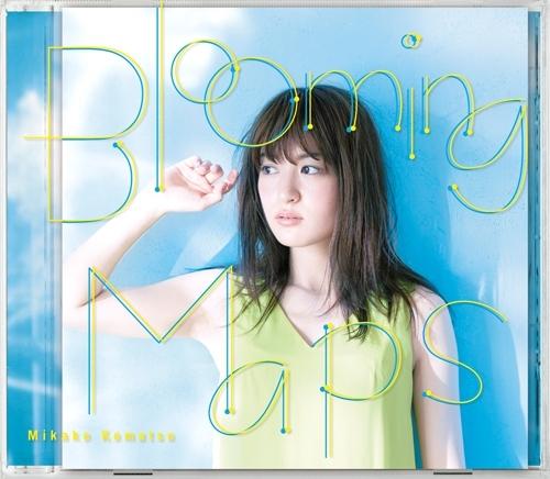 【アルバム】小松未可子/Blooming Maps 初回限定盤