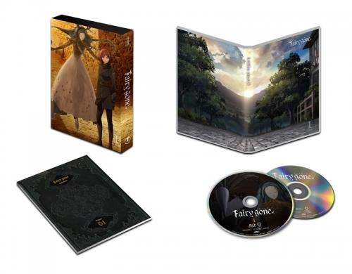 【Blu-ray】TV Fairy gone フェアリーゴーン Vol.1 サブ画像2