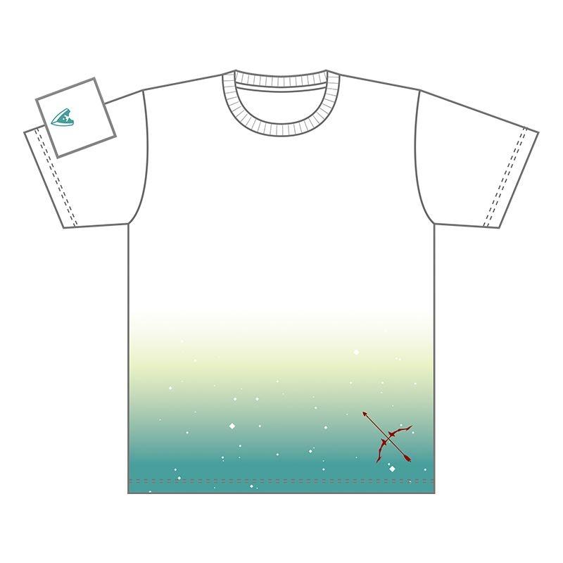 【グッズ-Tシャツ】Fate/Grand Order モチーフデザインTシャツ(アーチャー/アーラシュ)