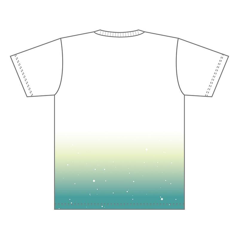 【グッズ-Tシャツ】Fate/Grand Order モチーフデザインTシャツ(アーチャー/アーラシュ) サブ画像2