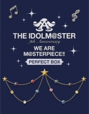 "THE IDOLM@STER 9th ANNIVERSARY WE ARE M@STERPIECE!! Blu-ray""PERFECT BOX""完全生産限定"