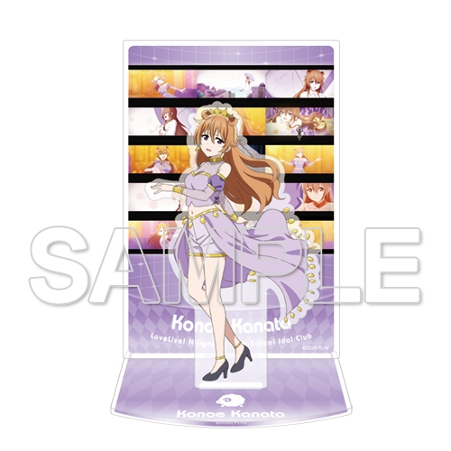 【グッズ-スタンドポップ】ラブライブ!虹ヶ咲学園スクールアイドル同好会 近江彼方 アクリルジオラマ Ver.Butterfly
