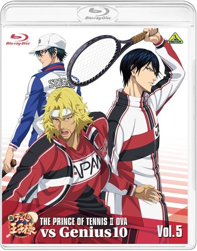 【Blu-ray】OVA 新テニスの王子様 OVA vs Genius10 Vol.5