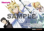 オリジナルブロマイド(「劇場版 Fate/Grand Order -神聖円卓領域キャメロット-」)