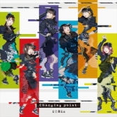 TV 魔法少女サイト OP「Changing point」/i☆Ris 通常盤